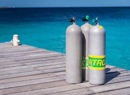 Plonger au Nitrox