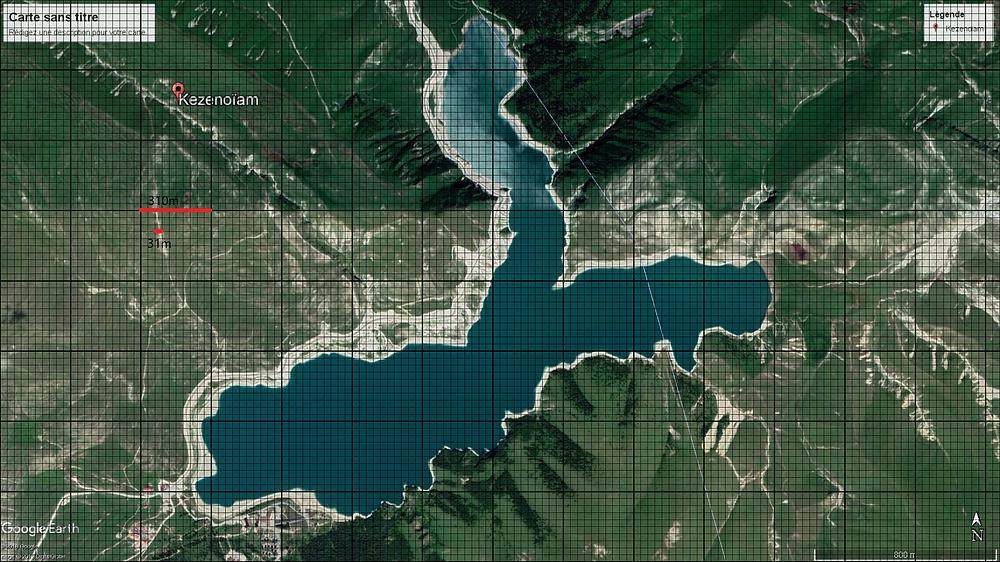 lac kezeznoy-am, tchétchénie, expédition, divemonkey