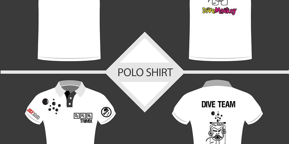 T-shirts DIVEMONKEY