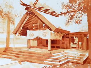 Hokkaidō Jingu Shine