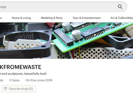 ETSY SHOP IS LAUNCHED!
