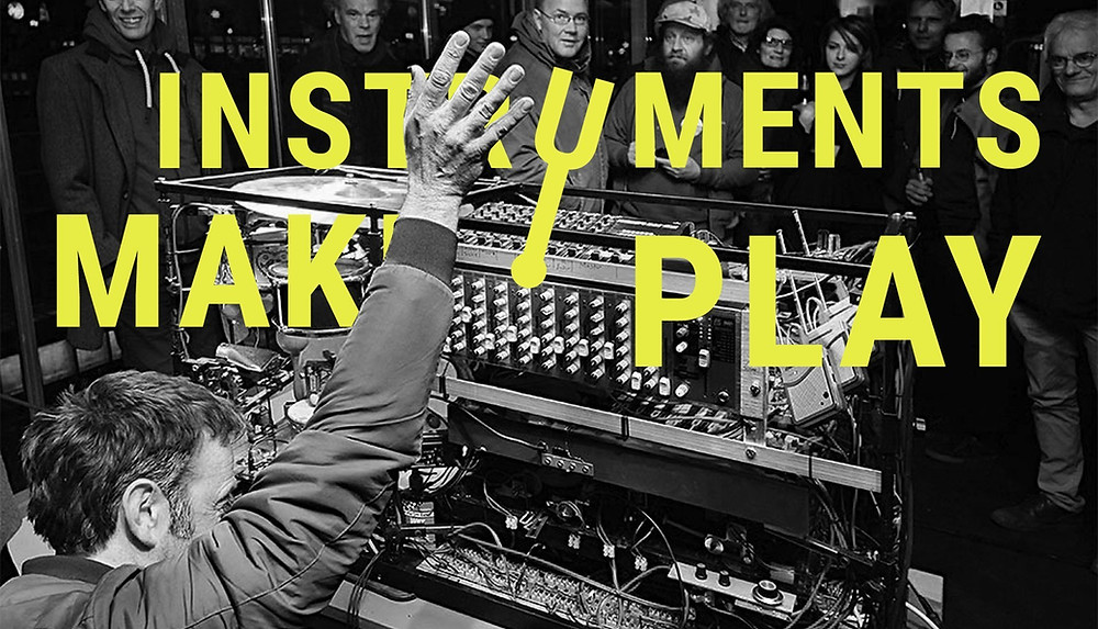 Instruments Make Play Banner