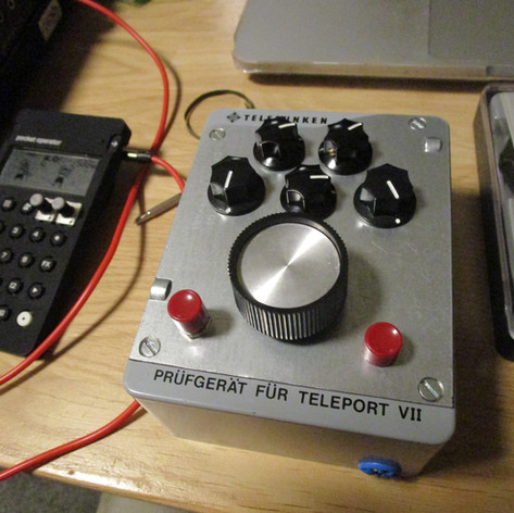 Modified Echomatic +Remote Switch