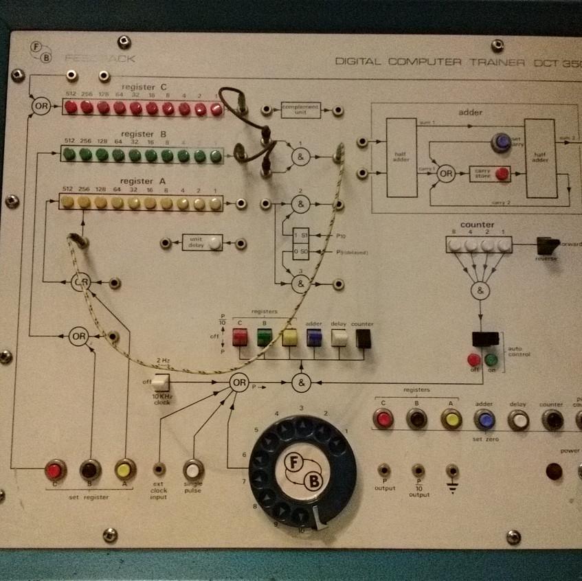 Analogue Computer