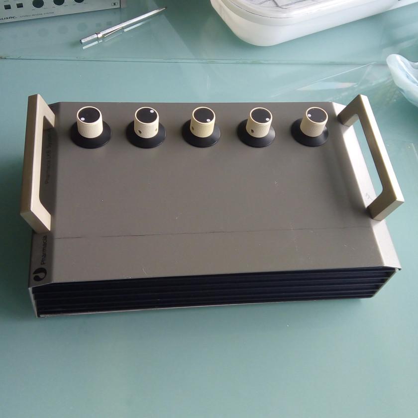 Original colour of case (Powerbox.se medical PSU housing)