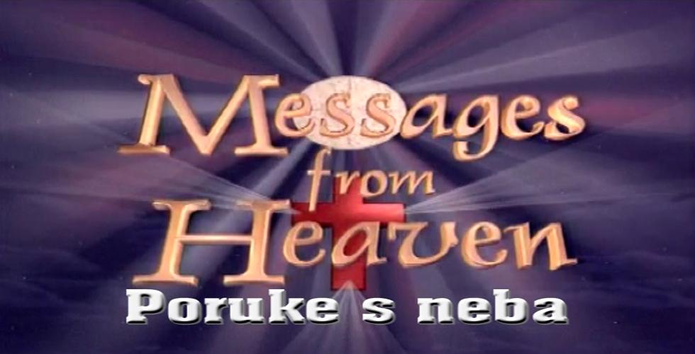 Poruke s neba