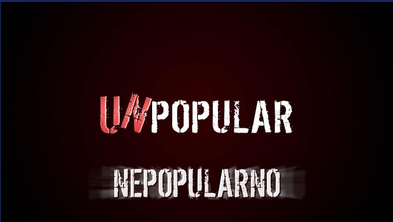 Nepopularno
