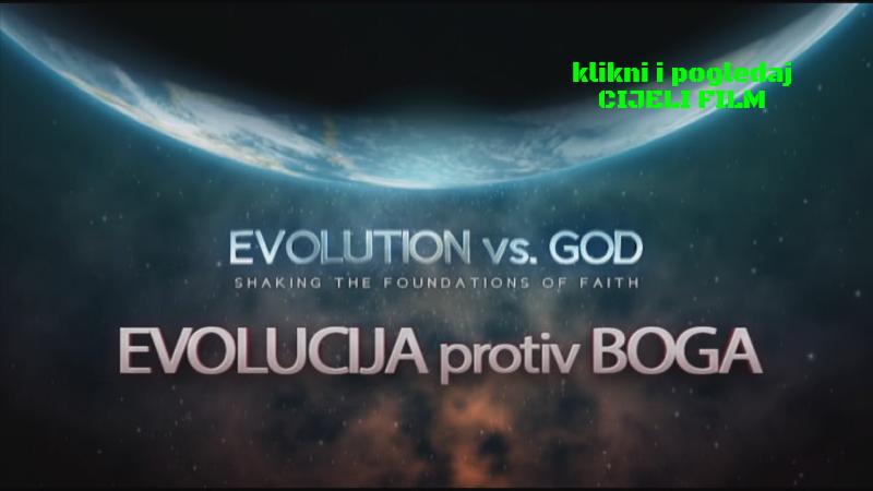 Evolucija protiv Boga