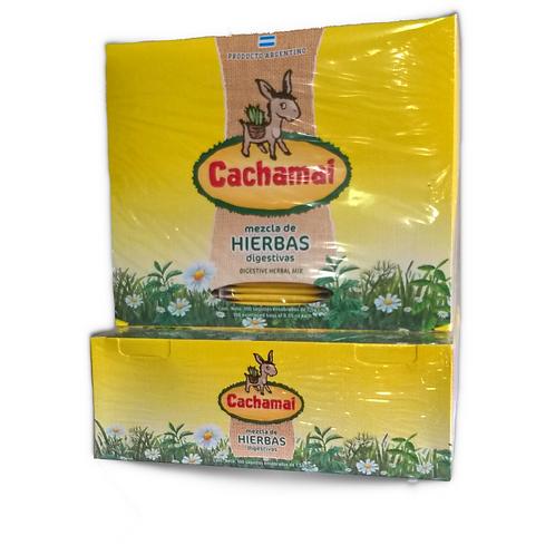 Infusión Cachamai - Mix de hierbas