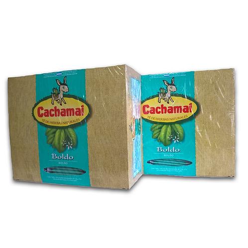 Infusión Cachamai - Boldo