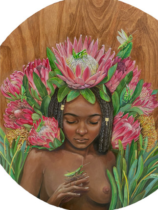 Her Majesty Protea - Sold