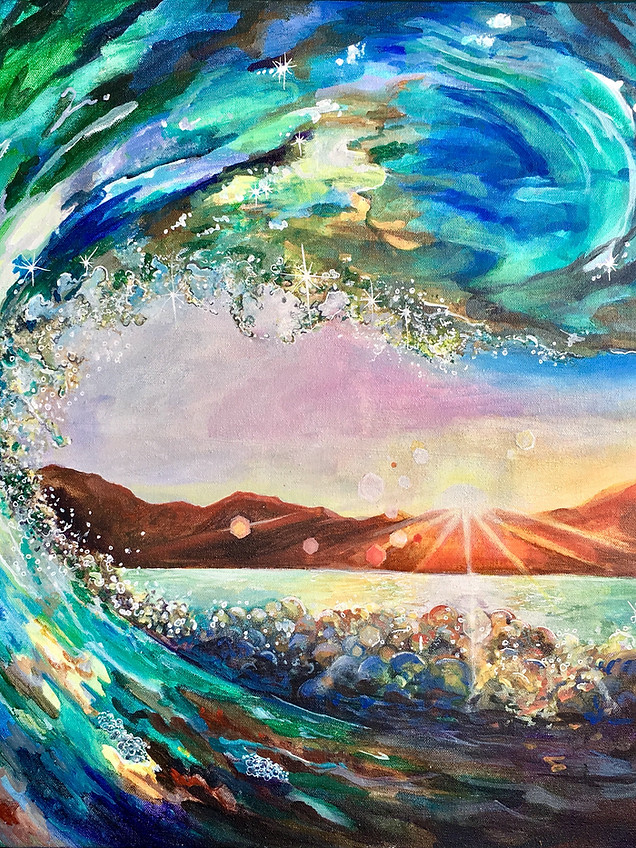 The Wave-Sold