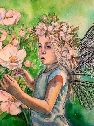 A fairy named Chloe