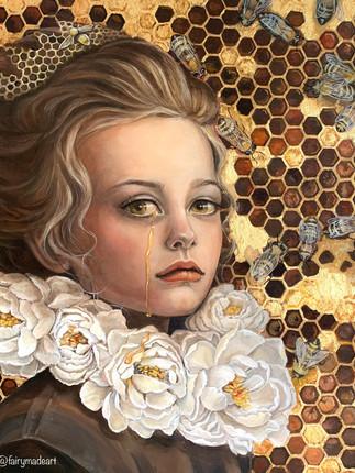 Honey Queen - Sold