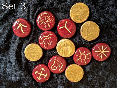 Witch's Runes