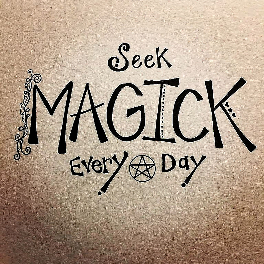 Intro to Witchcraft part 6 - Everyday Magick