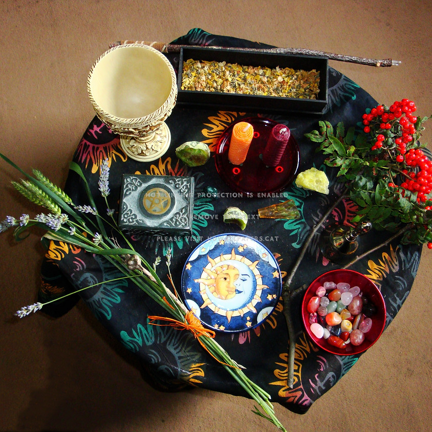 Intro to Witchcraft part 1 - Creating & Caring for an Alter & Sacred Space