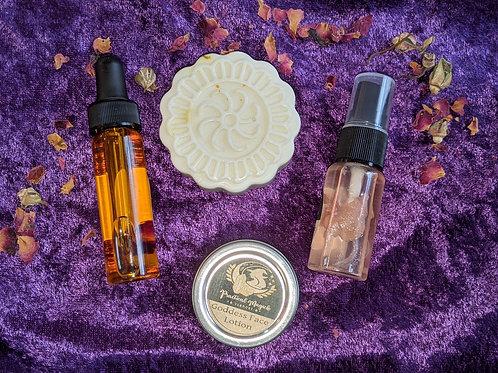Goddess Skincare set