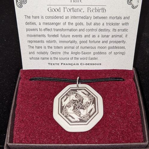Celtic Art Necklace
