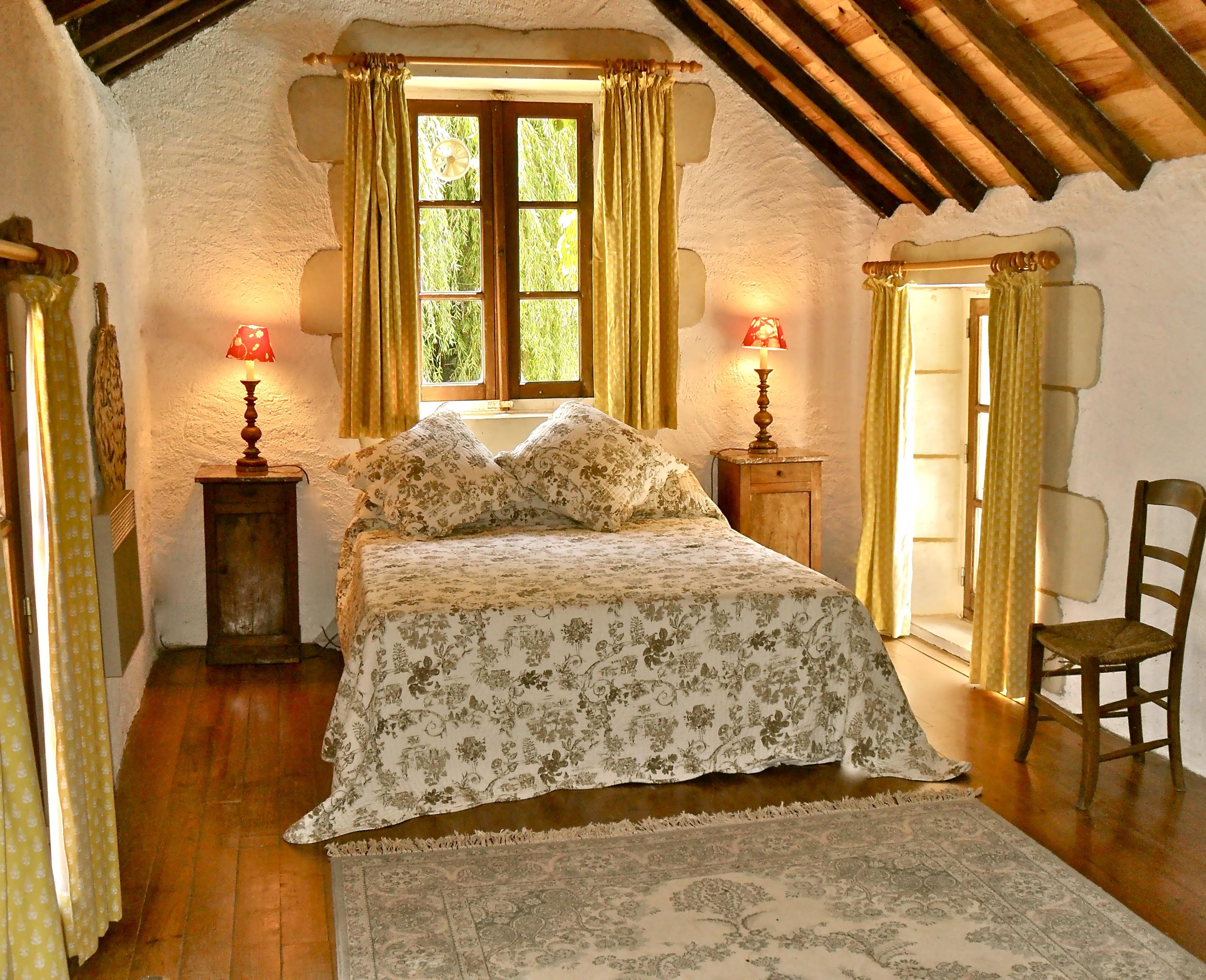 La Bergie - Master Bedroom
