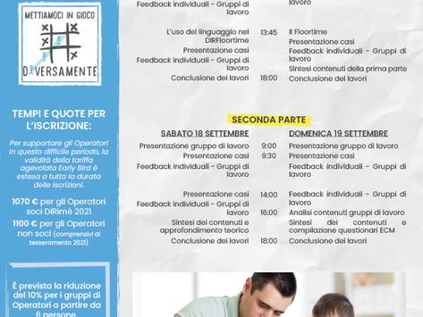 Corso DIR201-Basic, edizione 2021