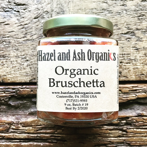 Organic Bruschetta