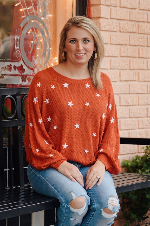 Seeing Stars Sweater