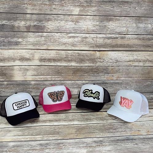 Muthah Truckah hats