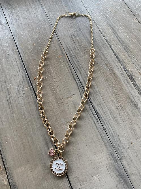 Vintage Chanel Necklace -5