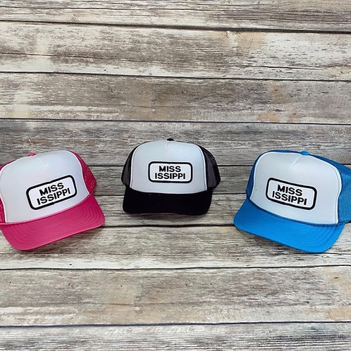 Muthah Truckah Mississippi hat