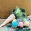 Thumbnail: Carrot crumble bath bomb