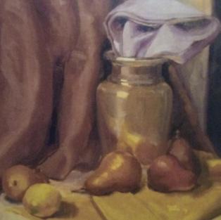 Artist Brandy Cattoor