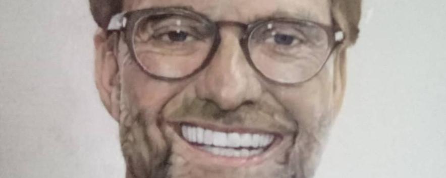 """""""Jurgen Klopp."""""""