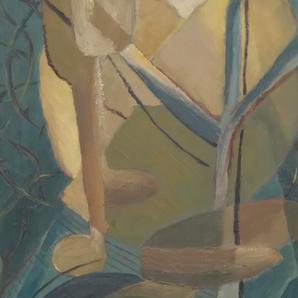 Artist Mary Esther Jones