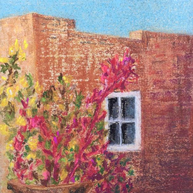 Artist Lou Ann Garland