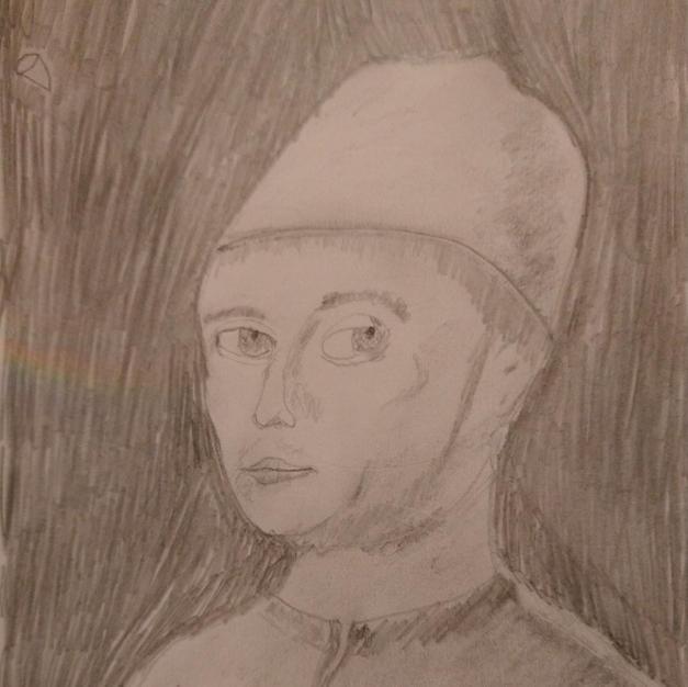 Artist Brigham Fugal
