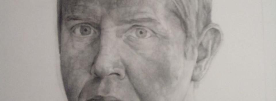 """Self Portrait."""