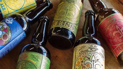 Cervejas Cervejaria Bragança dicas site Pousada Paiol em Atibaia