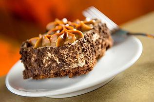Torta de Sobremesa da Confeitaria do restaurante e Pousada Paiol localizada na zona rural de Atibaia