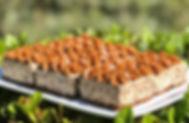 Cheesecake de Oreo com Doce de Leite Restaurante Paiol