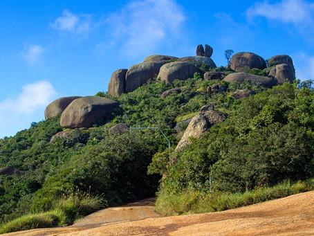 Trilha Pedra Grande em Atibaia