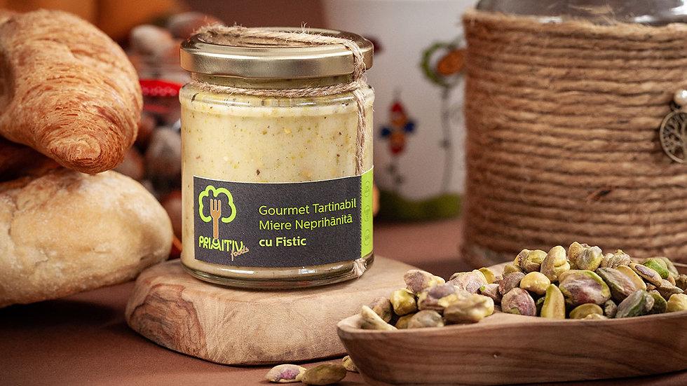 Honey with Pistachios - Gourmet Spread