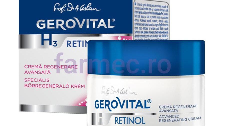 Advanced regenerating cream