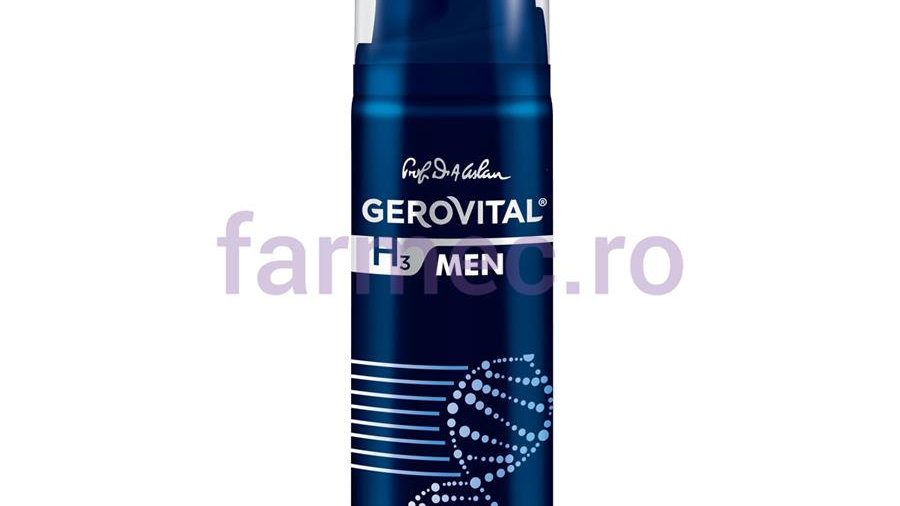 Gerovital H3 Men Shaving foam
