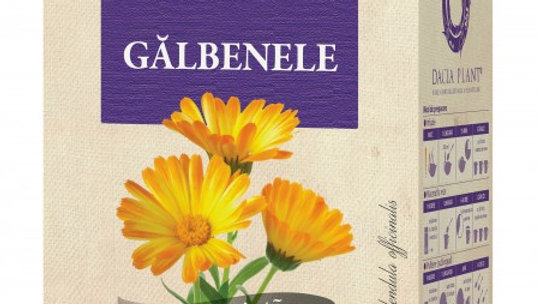 Ceai de Galbenele