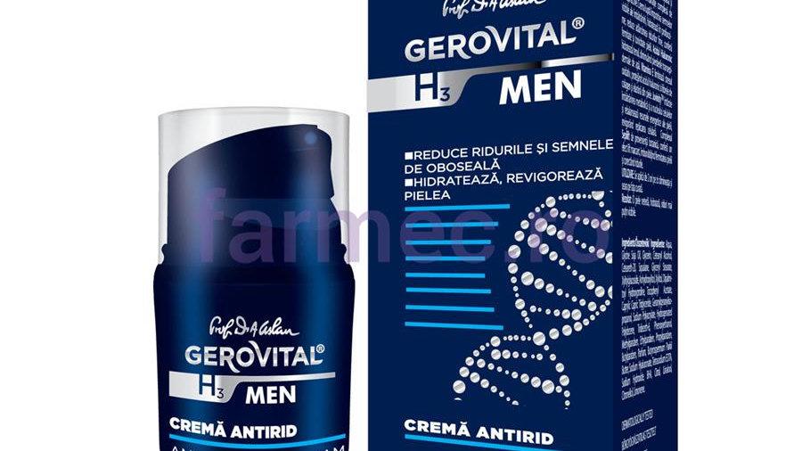 Gerovital H3 Men Anti-Wrinkle Cream