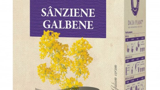 Ceai de Sanziene Galbene