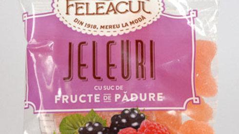 JELLY WITH BERRIES FRUITS ( JELEU FRUCTE DE PADURE )