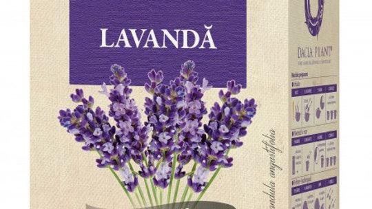 Ceai de Lavanda