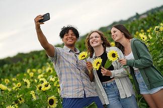 3 selfie fav in flowers.jpg